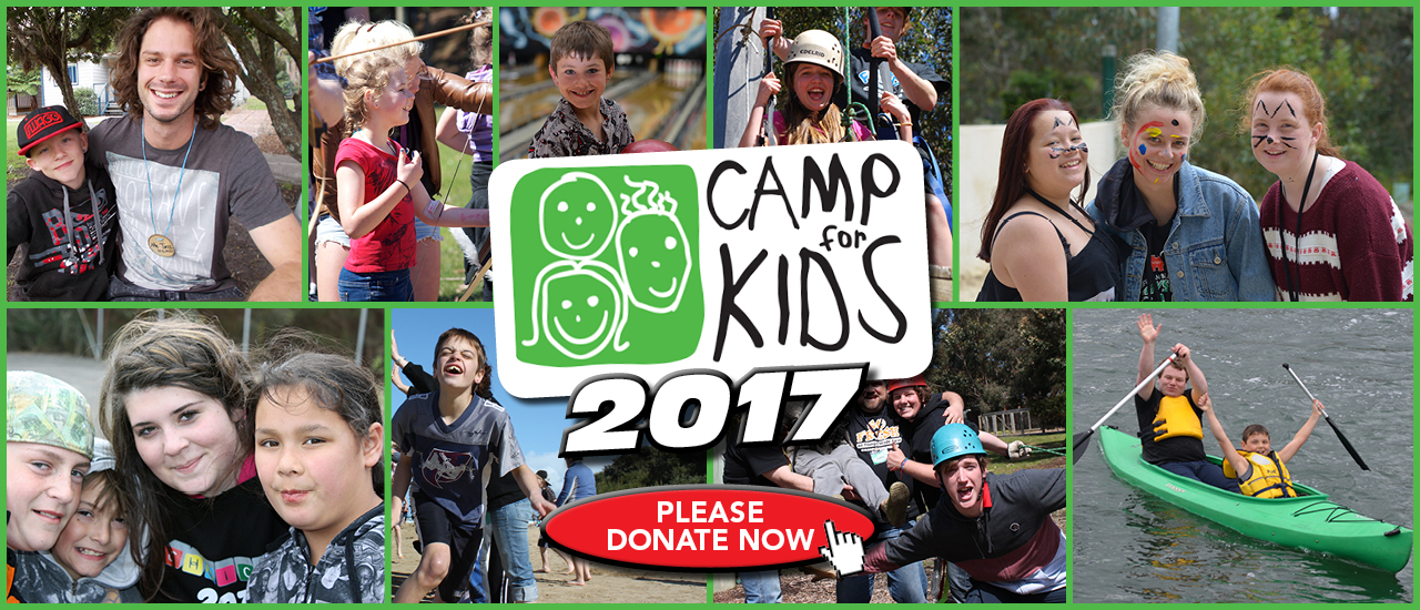 Prison Fellowship Camp for Kids 2017 - Please donate now!