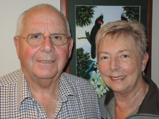 Barry and Faye - Prison Fellowship Volunteers