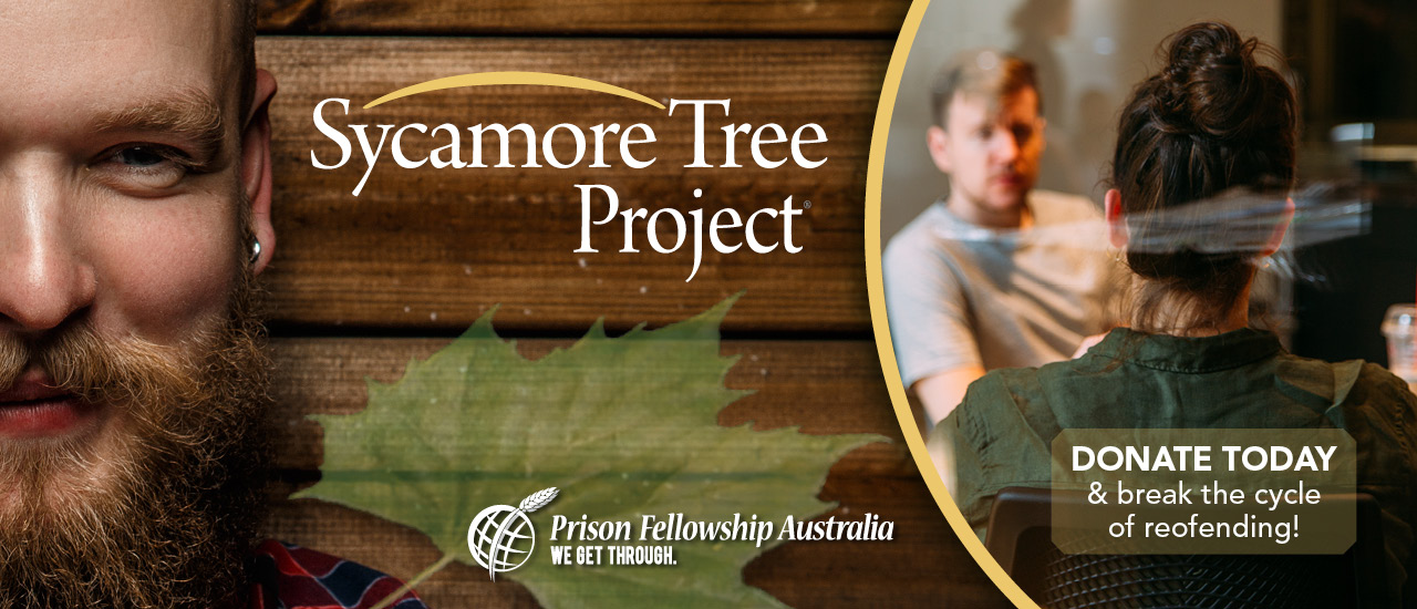 The Sycamore Tree Project is changing lives because of you!