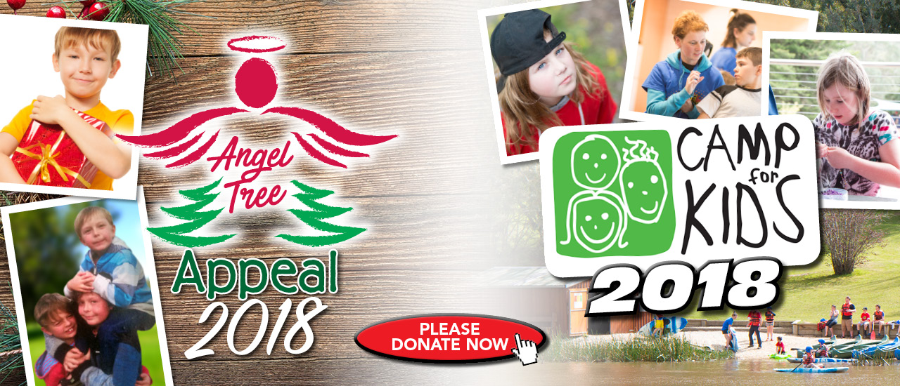 Angel Tree / Camp for Kids