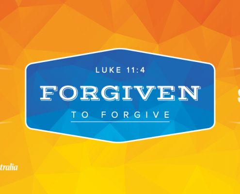 Week of Prayer 2019 : Forgiveness